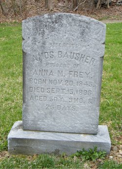 Amos Bausher