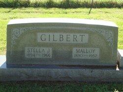 Stella <i>James</i> Gilbert