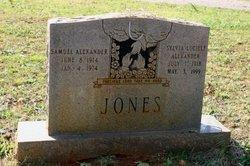 Sylvia Lucille <i>Alexander</i> Jones