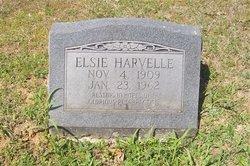 Elsie Harvell