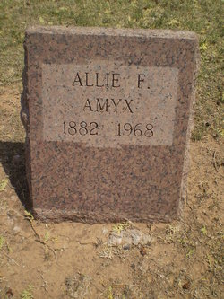Allie <i>Fannin</i> Amyx