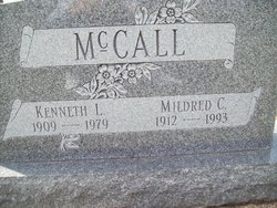 Mildred Catherine <i>Bashline</i> McCall