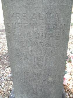 Alva Buffington