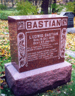 Ludwig Bastian