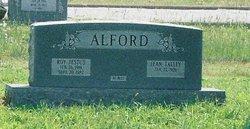 Jean LaRue <i>Talley</i> Alford