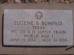Eugene Beauharnis Bumpass