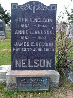 John Hugh Budgie Nelson