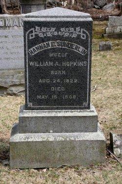 Hannah Elizabeth <i>Sunderlin</i> Hopkins