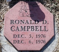 Ronald D Campbell