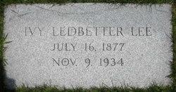 Ivy Ledbetter Lee, Sr
