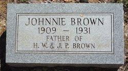 Johnnie Brown