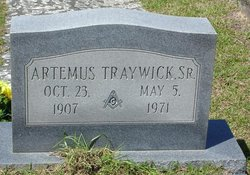 Artemus Traywick, Sr