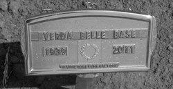 Verda Belle <i>Johnson</i> Base