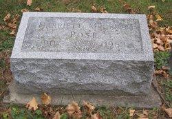 Harriet <i>McBride</i> Post