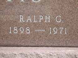 Ralph George Curtis