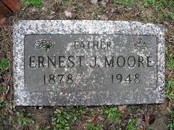 Earnest James Moore