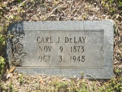 Carl Jefferson DeLay
