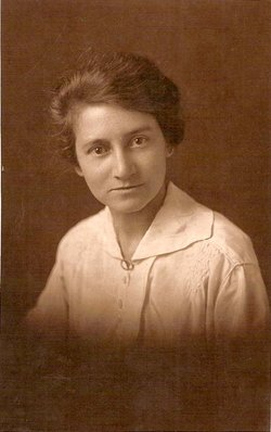 Alma K. <i>Markgraf</i> Bertie