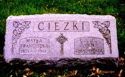 Frances <i>Stefanska</i> Ciezki