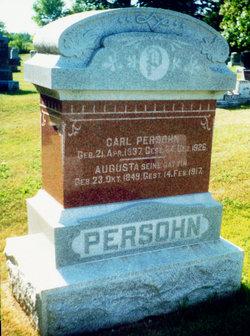 Augusta <i>Degner</i> Persohn
