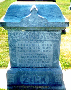 Johann J Zick
