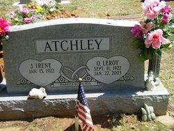 Irene <i>Haney</i> Atchley