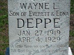 Wayne L. Deppe