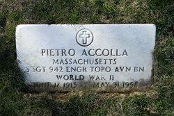 S Sgt Pietro Accolla