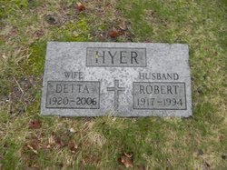 Robert Edward Hyer, Sr
