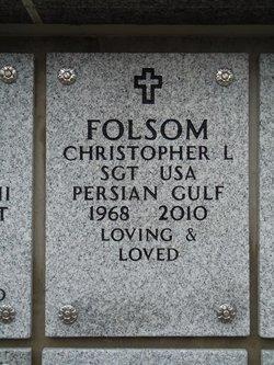 Christopher Lee Chris Folsom