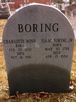 Charlotte Lottie <i>Winn</i> Boring