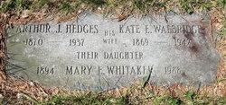 Mary Esther <i>Hedges</i> Whitaker