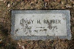 Daisy Dallas <i>Hawkins</i> Barber