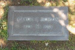 Clyde Frederick Bobzin