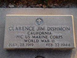 Clarence James Jim Dishmon