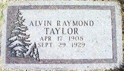 Alvin Raymond Taylor