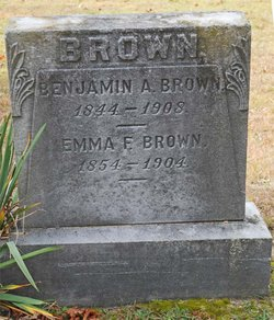 Emma Frances <i>Gordon</i> Brown