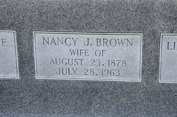 Nancy James <i>Brown</i> Rouse