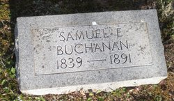 Samuel E Buchanan