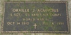 Orville J. Acuncius