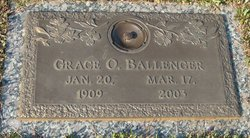 Grace M. <i>O'Sullivan</i> Ballenger
