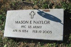 PFC Mason E Naylor