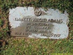 Emmett Virgil Adams