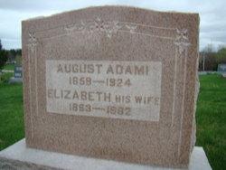 Elizabeth <i>Haushahn</i> Adami