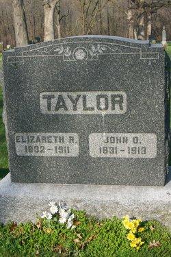 Elizabeth R. <i>Bolinger</i> Taylor