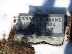 Corrinne Dorothy Adams