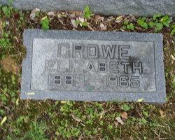 Mary Elizabeth <i>McKinley</i> Crowe