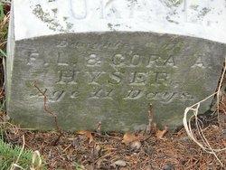 Cora E. Hyser