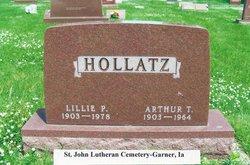 Arthur T. Hollatz
