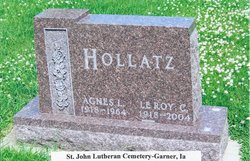 Le Roy C. Hollatz